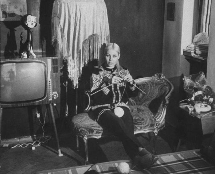 Советская манекенщица Мила Романовская | Фото: modagid.ru