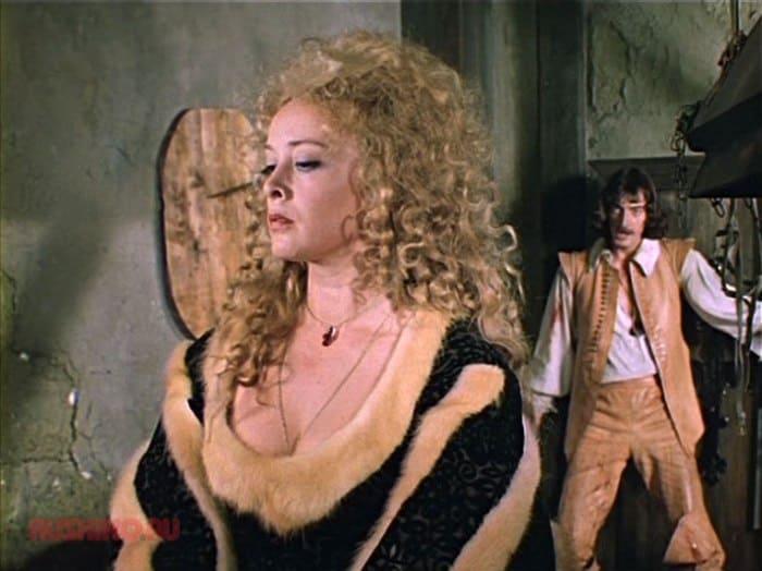 Маргарита Терехова в роли Миледи, 1978 | Фото: kinoistoria.ru