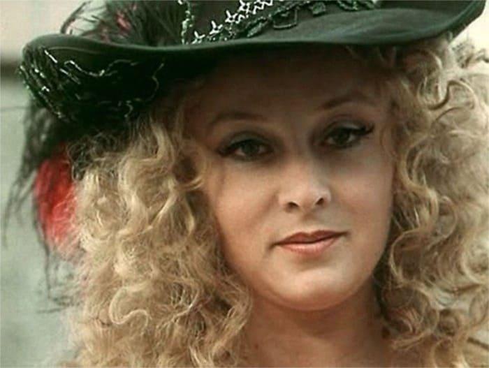 Маргарита Терехова в роли Миледи, 1978 | Фото: dubikvit.livejournal.com