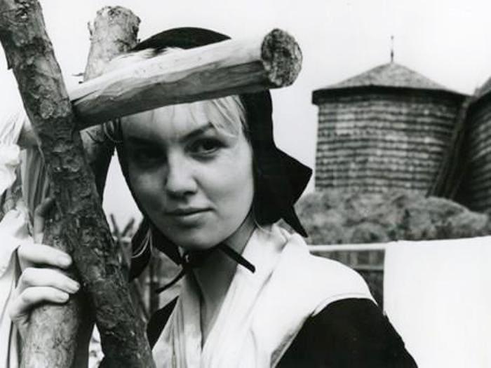 Милен Демонжо в фильме *Салемские колдуньи*, 1957 | Фото: 2queens.ru