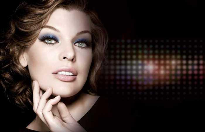 Актриса и модель Милла Йовович   Фото: showtopmodel.ru