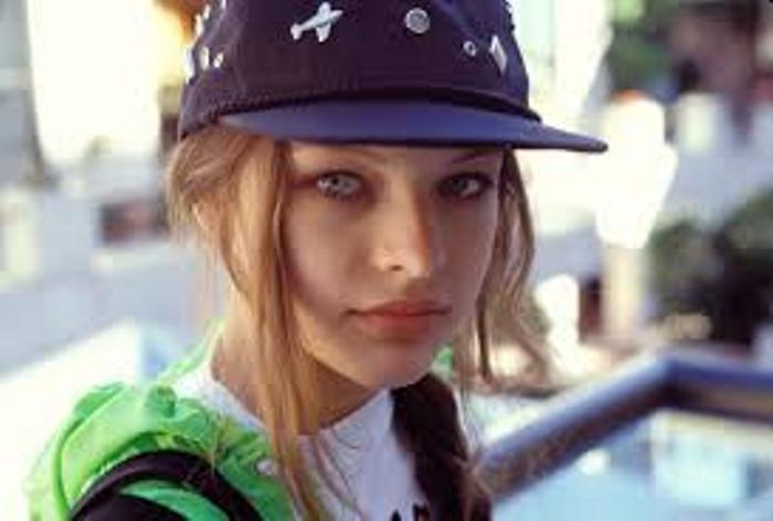 Актриса в юности   Фото: vitkvv2017.livejournal.com