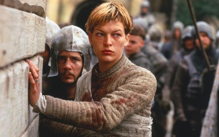 Кадр из фильма *Жанна Д'Арк*, 1999   Фото: kino-teatr.ru