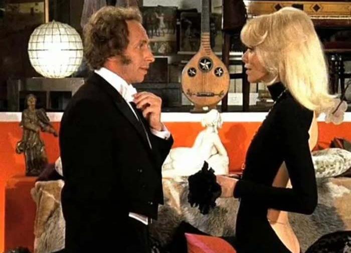 Кадр из фильма *Высокий блондин в желтом ботинке*, 1972 | Фото: stuki-druki.com