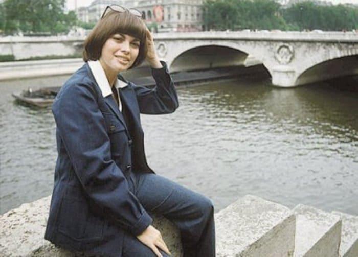 Известная французская певица Мирей Матье   Фото: liveinternet.ru