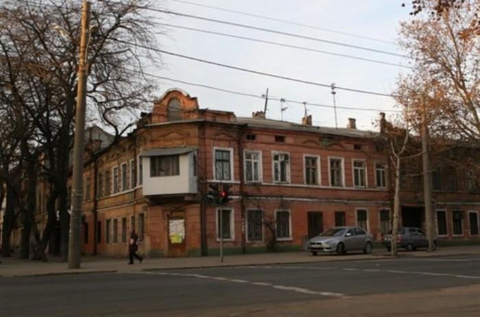 Дом Мишки Япончика в Одессе | Фото: liveinternet.ru