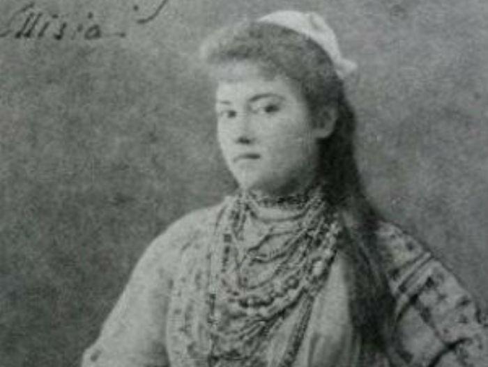 Мизиа Годебска, 1890 | Фото: lovers-of-art.livejournal.com