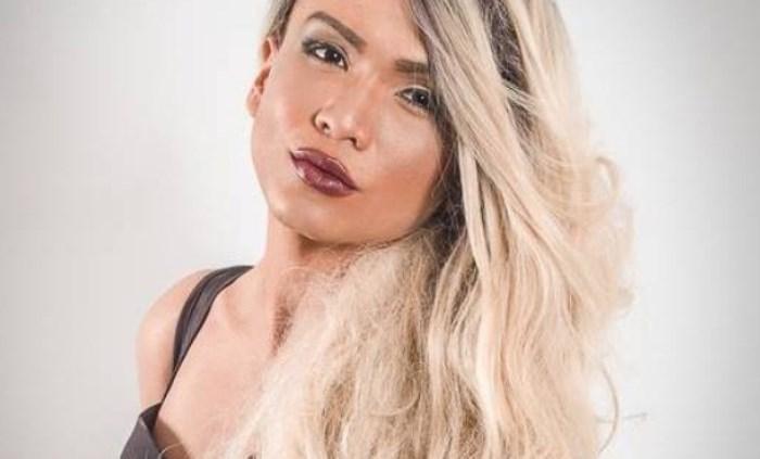 Мисс Трансгендер-2015 Jai Latto