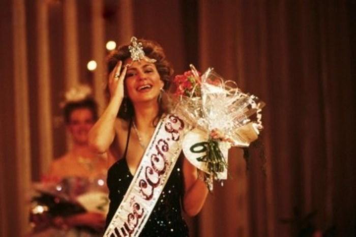 Победительница конкурса *Мисс СССР-1989* Юлия Суханова | Фото: radikal.ru