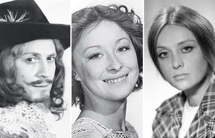 Знаменитые советские актеры, которые упустили шанс сыграть в легендарных фильмах | Фото: prikolno.cc и dubikvit.livejournal.com