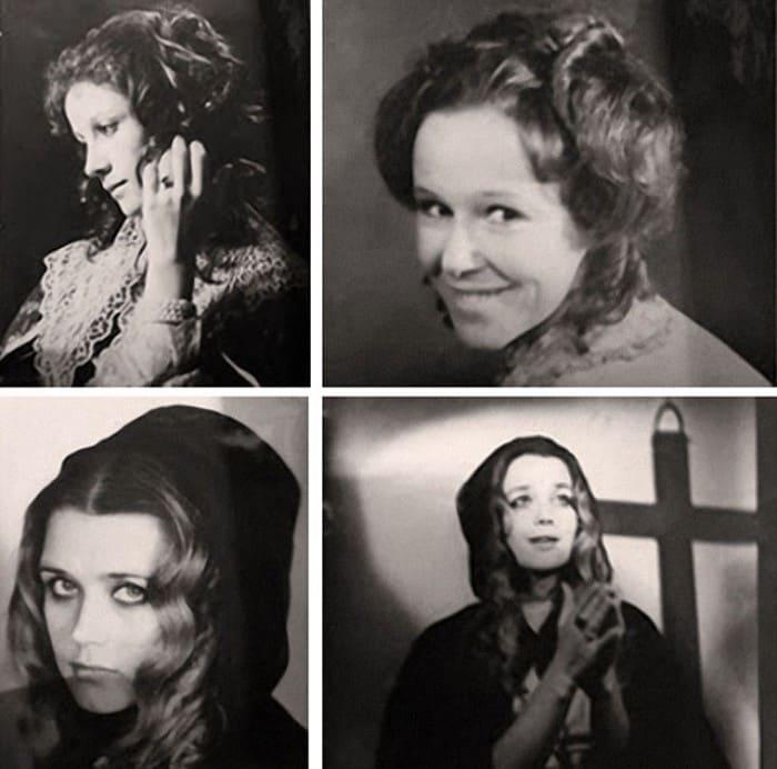 Фотопробы на роль Констанции | Фото: dubikvit.livejournal.com