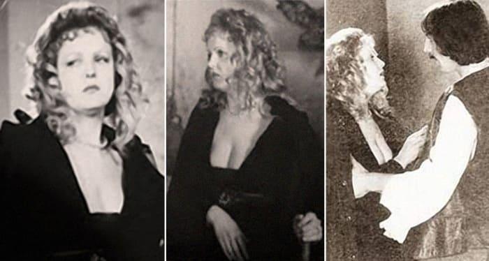 Елена Соловей в образе Миледи | Фото: dubikvit.livejournal.com
