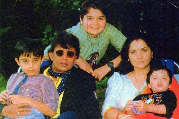 Актер с женой и детьми | Фото: 24smi.org