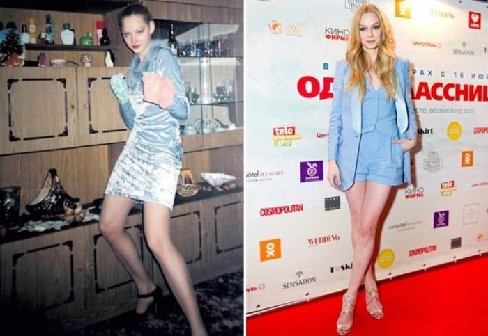 Актриса в юности и в наши дни | Фото: biographe.ru, shoubiz.guru
