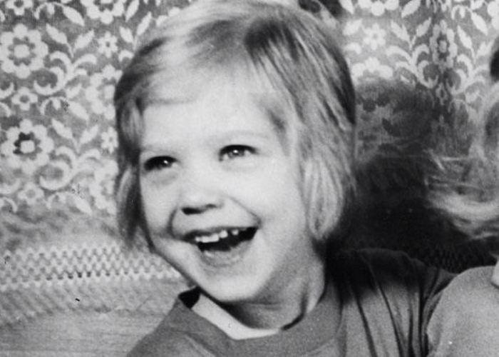 Кристина Асмус в детстве | Фото: uznayvse.ru