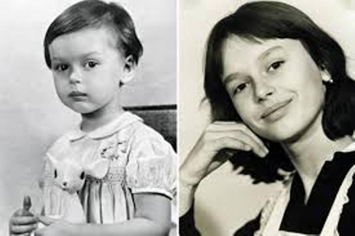 Ирина Безрукова в детстве | Фото: 24smi.org