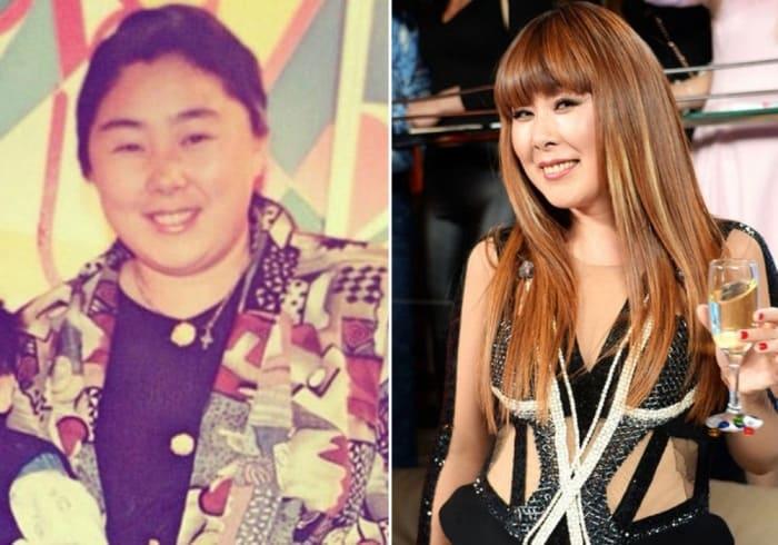 Певица Анита Цой тогда и сейчас | Фото: cosmo.ru