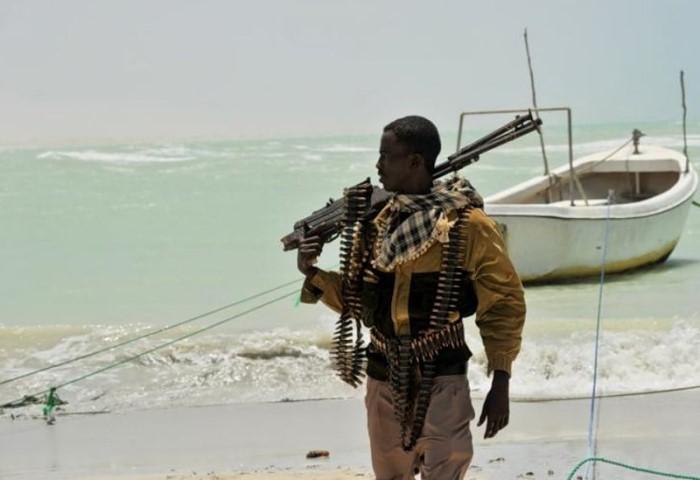 Нигерийские пираты