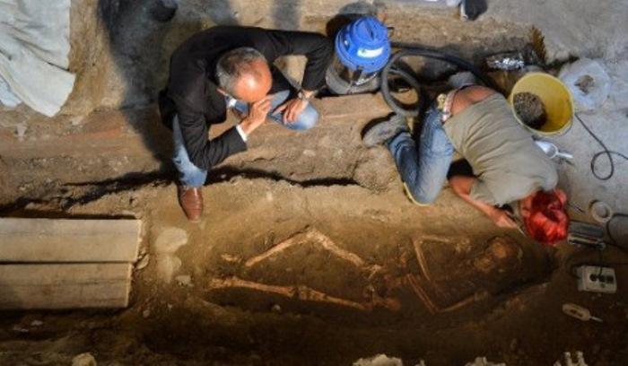 Археологи полагают, что нашли останки Лизы Герардини