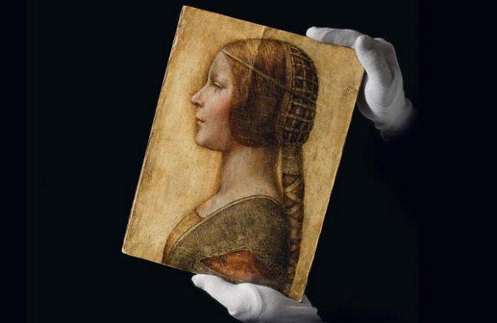 Леонардо да Винчи. La Bella Principessa
