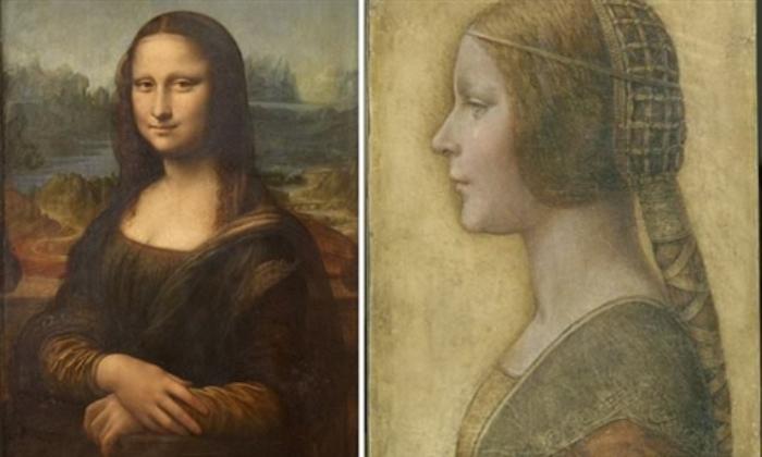 Портреты с оптической иллюзией ускользающей улыбки