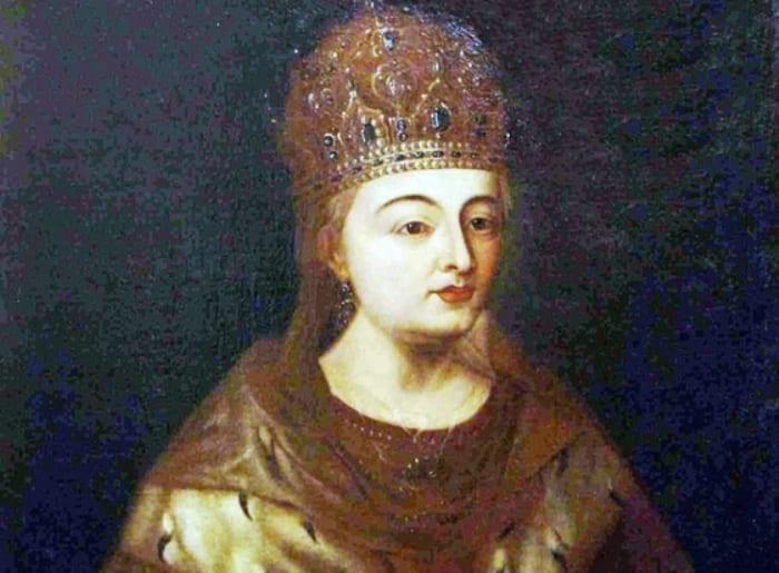 Мария Ильинична Милославская – первая жена царя Алексея Михайловича | Фото: radikal.ru