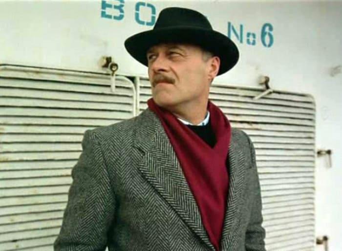 Станислав Говорухин в роли бандита Крымова в фильме *Асса*, 1987 | Фото: kino-teatr.ru