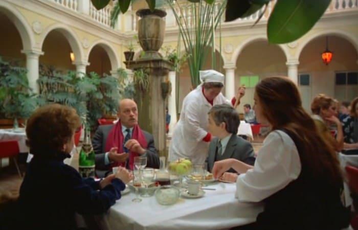 Кадр из фильма *Асса*, 1987 | Фото: fishki.net