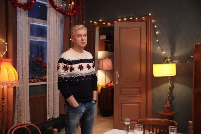 Сергей Светлаков на съемках | Фото: rg.ru