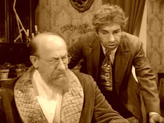Кадр из фильма *Собачье сердце*, 1988 | Фото: tvc.ru