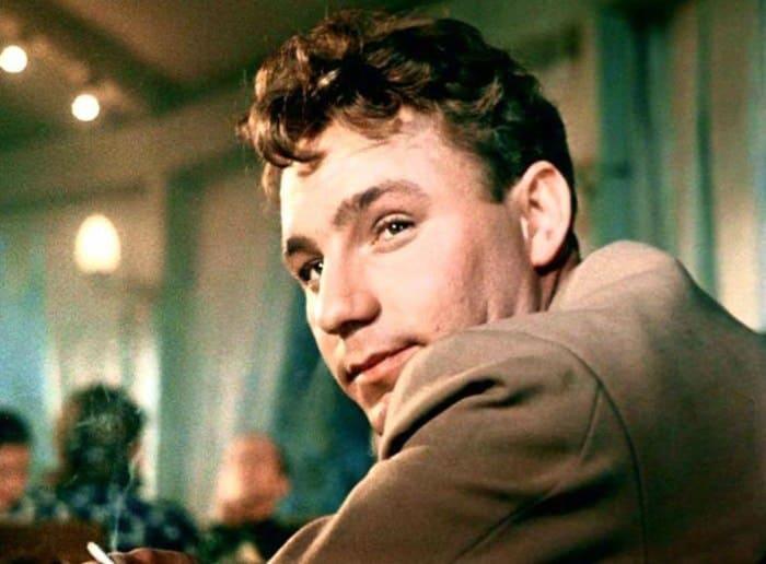 Николай Рыбников в фильме *Высота*, 1957 | Фото: kino-teatr.ru
