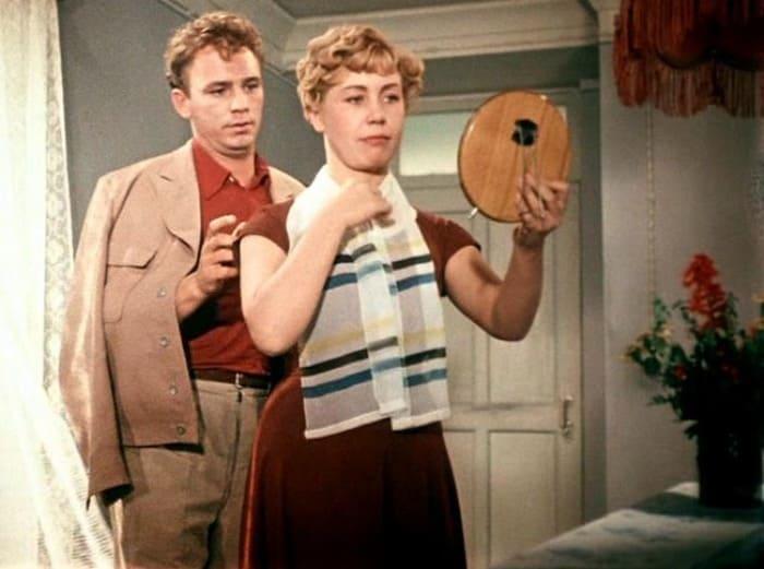 Кадр из фильма *Высота*, 1957 | Фото: kino-teatr.ru
