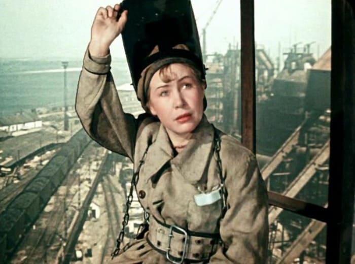 Инна Макарова в роли Кати Петрашень   Фото: kino-teatr.ru