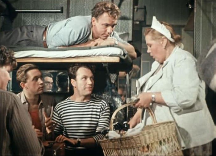 Кадр из фильма *Высота*, 1957   Фото: kino-teatr.ru