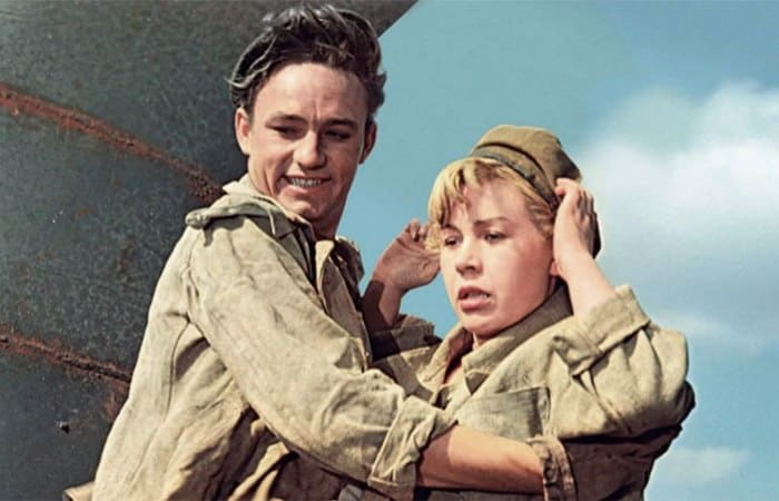 Кадр из фильма *Высота*, 1957   Фото: vagant.livejournal.com