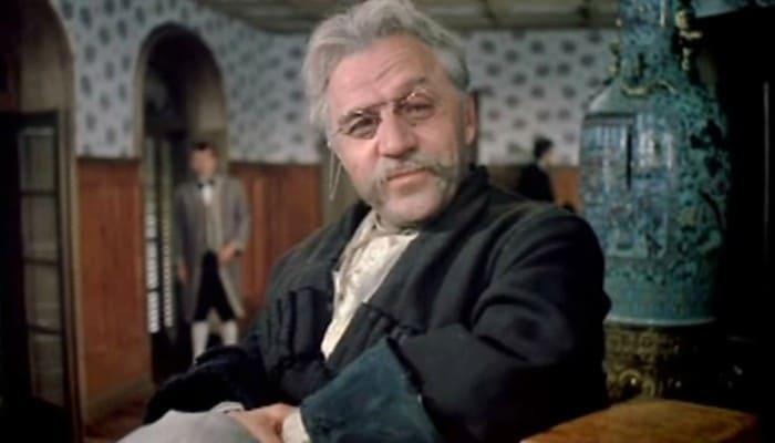 Михаил Ульянов в фильме *Бег*, 1970 | Фото: kino-teatr.ru