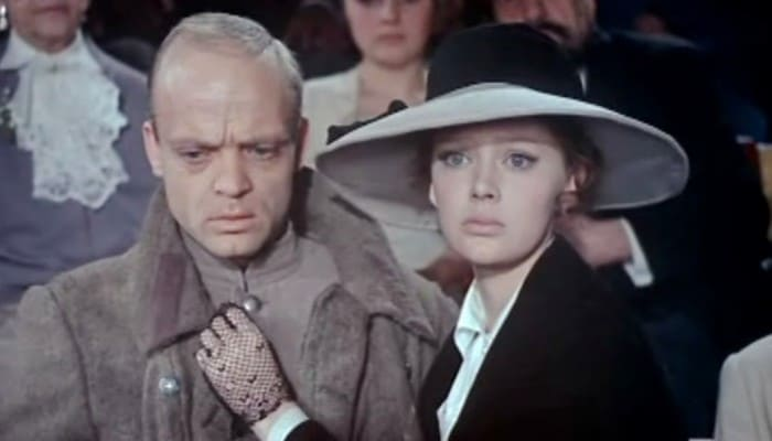 Кадр из фильма *Бег*, 1970   Фото: culture.ru