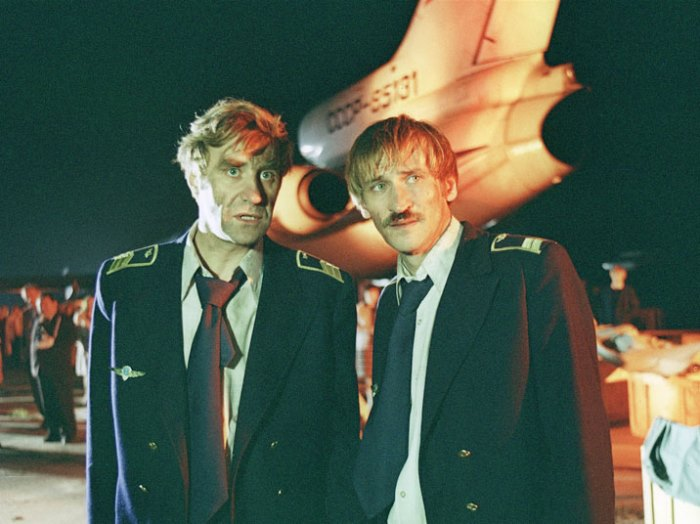 Кадр из фильма *Экипаж*, 1979 | Фото: mtdata.ru