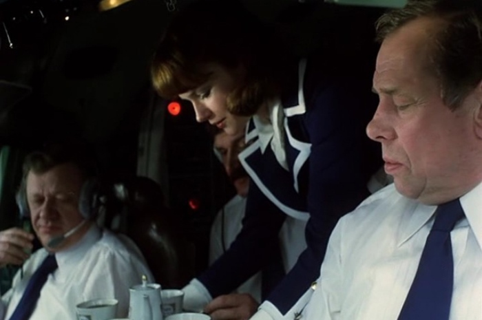Кадр из фильма *Экипаж*, 1979 | Фото: aif.ru
