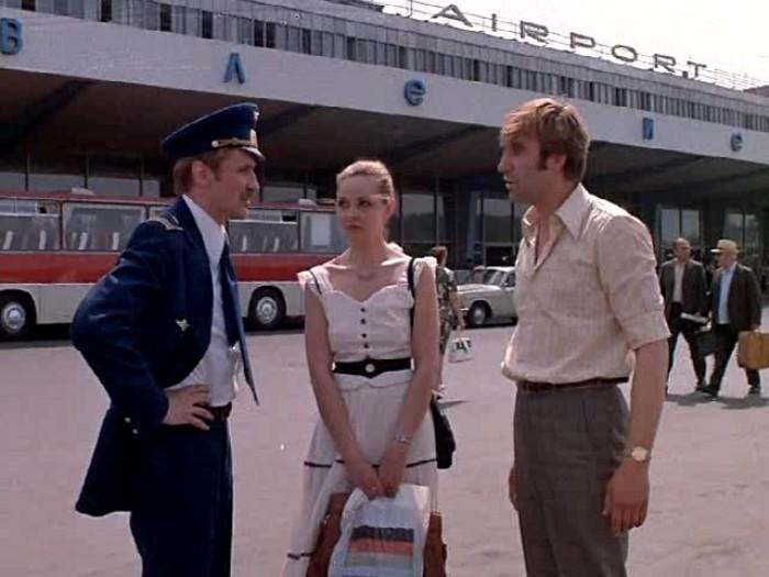 Кадр из фильма *Экипаж*, 1979 | Фото: 1001material.ru