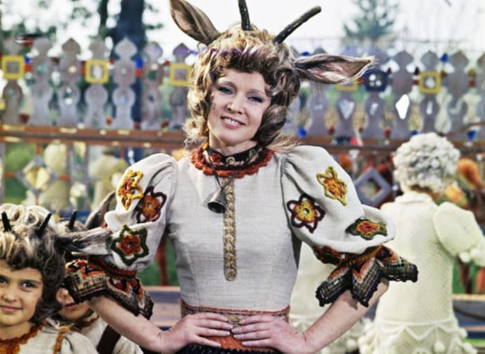 Людмила Гурченко в фильме *Мама*, 1976 | Фото: kino-teatr.ru