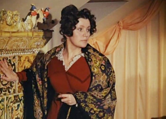 Раиса Куркина в фильме *Звезда пленительного счастья*, 1975 | Фото: kino-teatr.ru