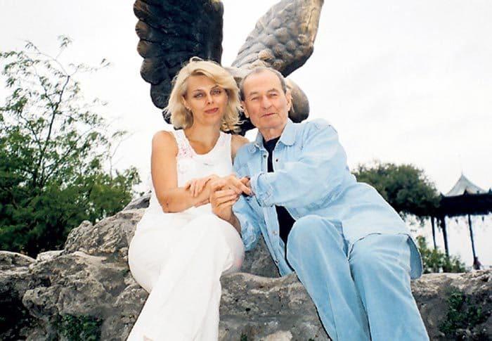 Наталья Мажуга и Владимир Мотыль | Фото: stuki-druki.com