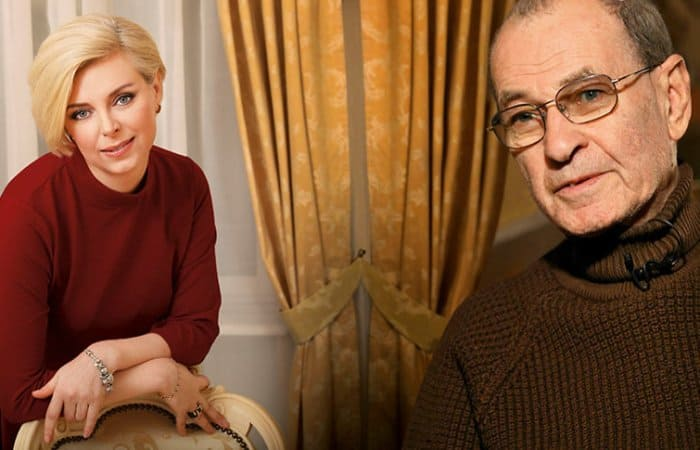 Наталья Мажуга и Владимир Мотыль | Фото: 7days.ru