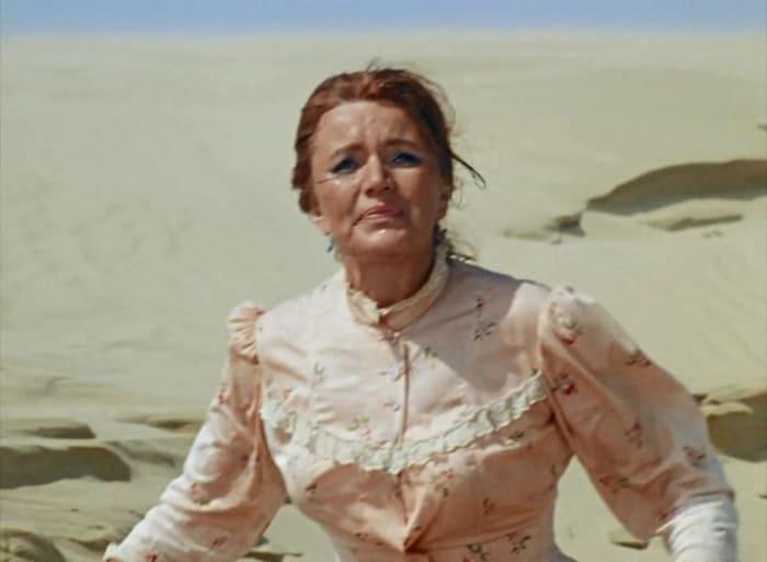 Раиса Куркина в фильме *Белое солнце пустыни*, 1969 | Фото: kino-teatr.ru