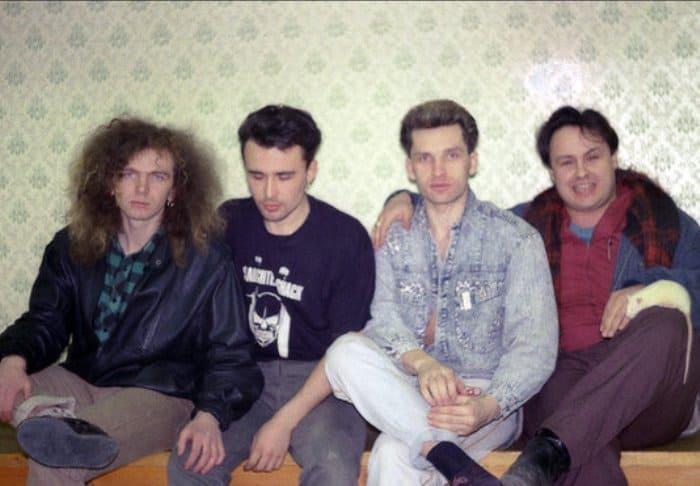 Одни из самых популярных исполнителей 1990-х гг. | Фото: album.foto.ru