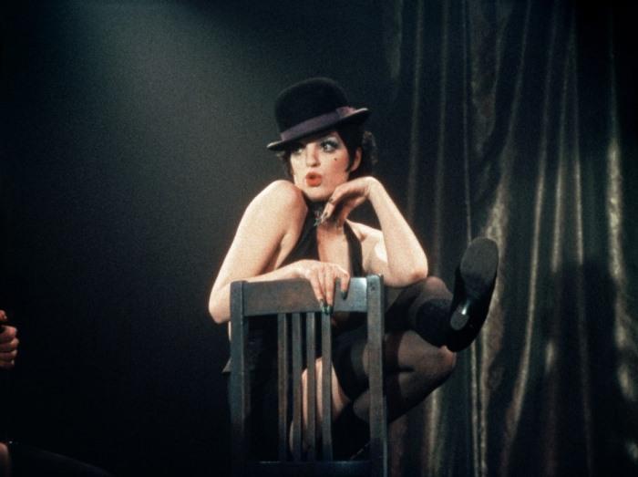 Лайза Минелли в мюзикле *Кабаре*, 1972 | Фото: media.filmz.ru