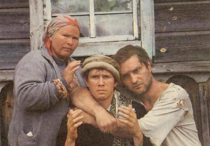 Кадр из фильма *Мусульманин*, 1995 | Фото: 2queens.ru