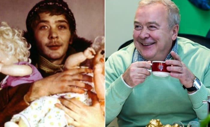 Сергей Проханов тогда и сейчас | Фото: 24smi.org