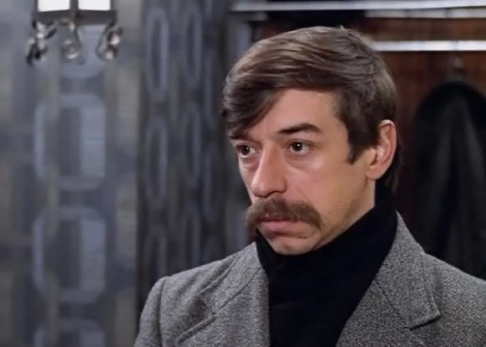 Актер и режиссер Владимир Грамматиков | Фото: kino-teatr.ru